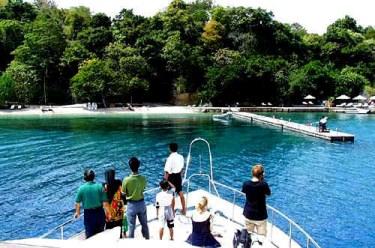 Pulau Moyo, Taman Buru Dan Wisata Alam Laut, Sumbawa
