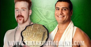 2012 Money in the Bank World Heavyweight Championship Alberto Del Rio vs Sheamus