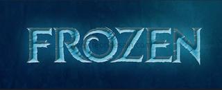 Hasil gambar sementara Text Effect Frozen tahap 1