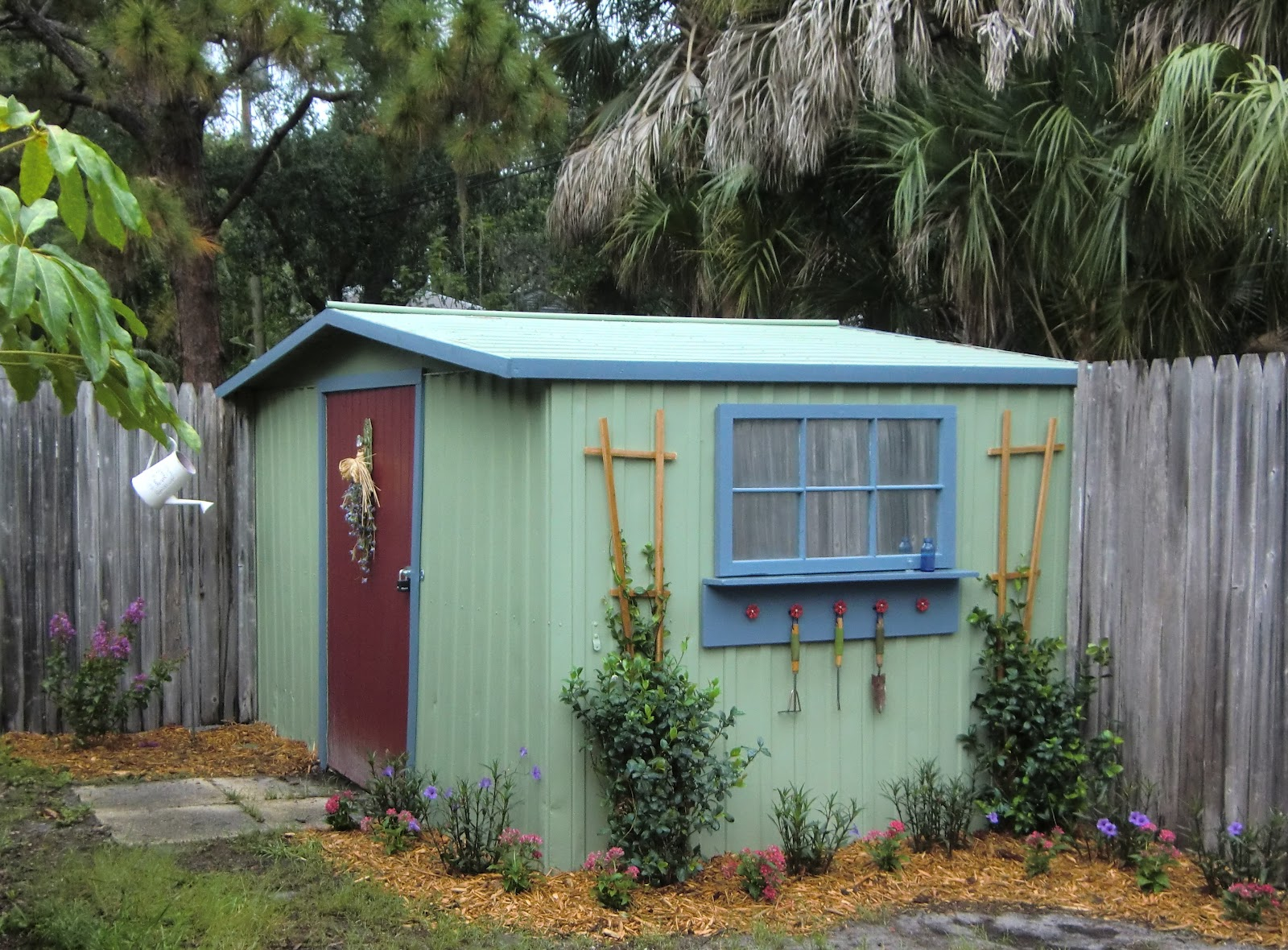 Shed Makeover   How To
