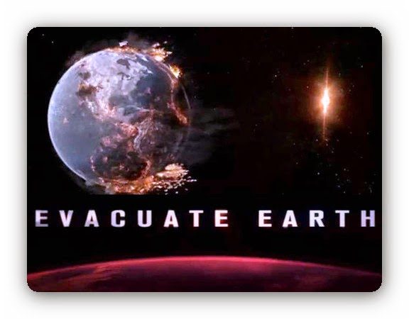 Evacuate Earth, National Geographic - Official Website - BenjaminMadeira