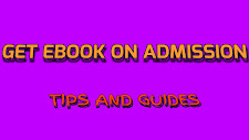 GET EBOOK ON ADMISSIONTIPZ