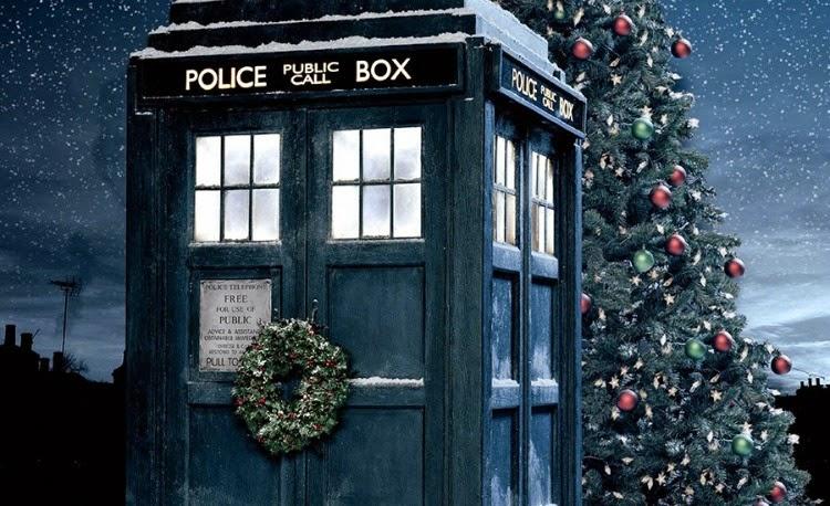 A Vintage Nerd, Vintage Blog, Classic Film Blog, Old Hollywood Blog, Vintage Christmas Specials, Classic TV Shows, Doctor Who Christmas Special