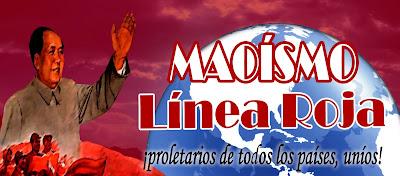Maoísmo Línea Roja