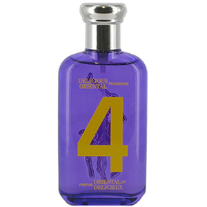 Ralph Lauren Big Pony Collection 4 Women EDT