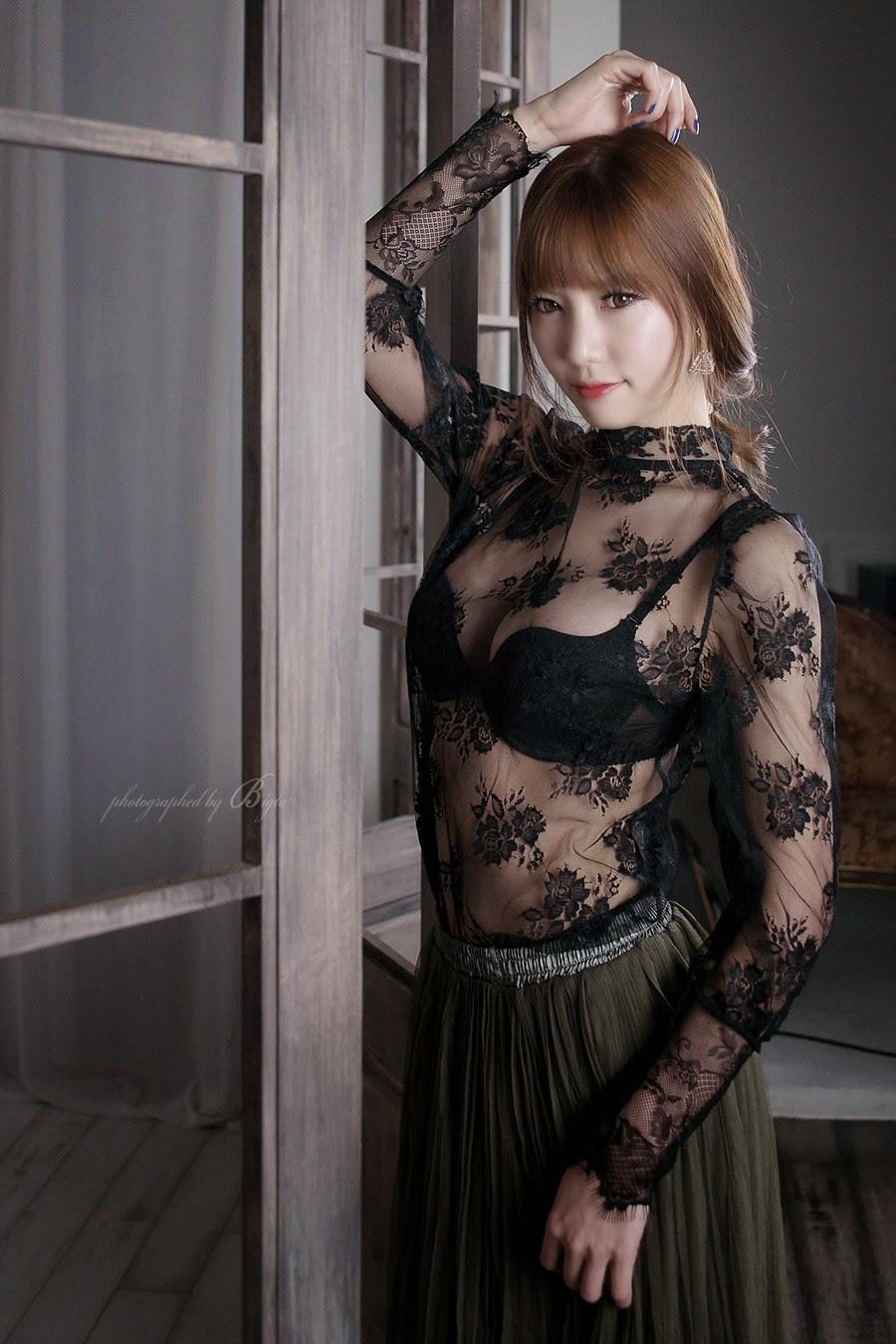 2 Han Min Young - Look Through My Window - very cute asian girl-girlcute4u.blogspot.com