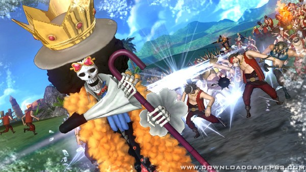 activation key one piece pirate warriors 2 pc