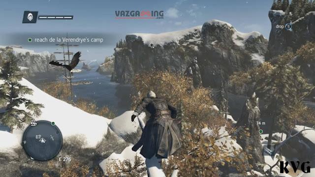 Assassins Creed Rogue Gameplay 1 vazgaming