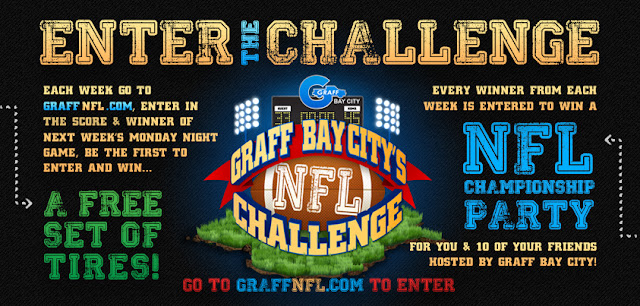 NFL Challenge at Graff Bay City