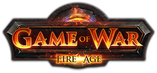 Game of War Fire Age Wallpaper Game of War Fire Age Logo