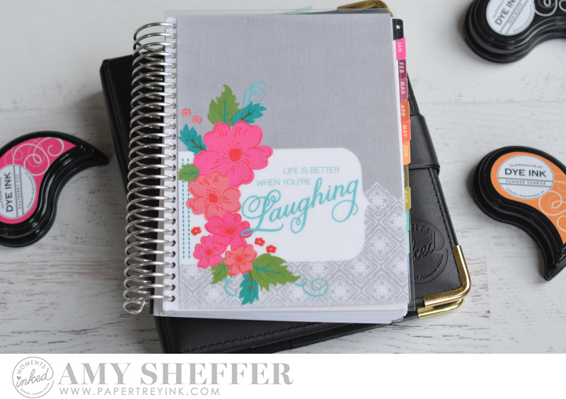 Pickled Paper Designs: Moments Inked 2016 Planner Review