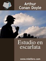 ESTUDIO EN ESCARLATA--ARTHUR CONAN DOYLE
