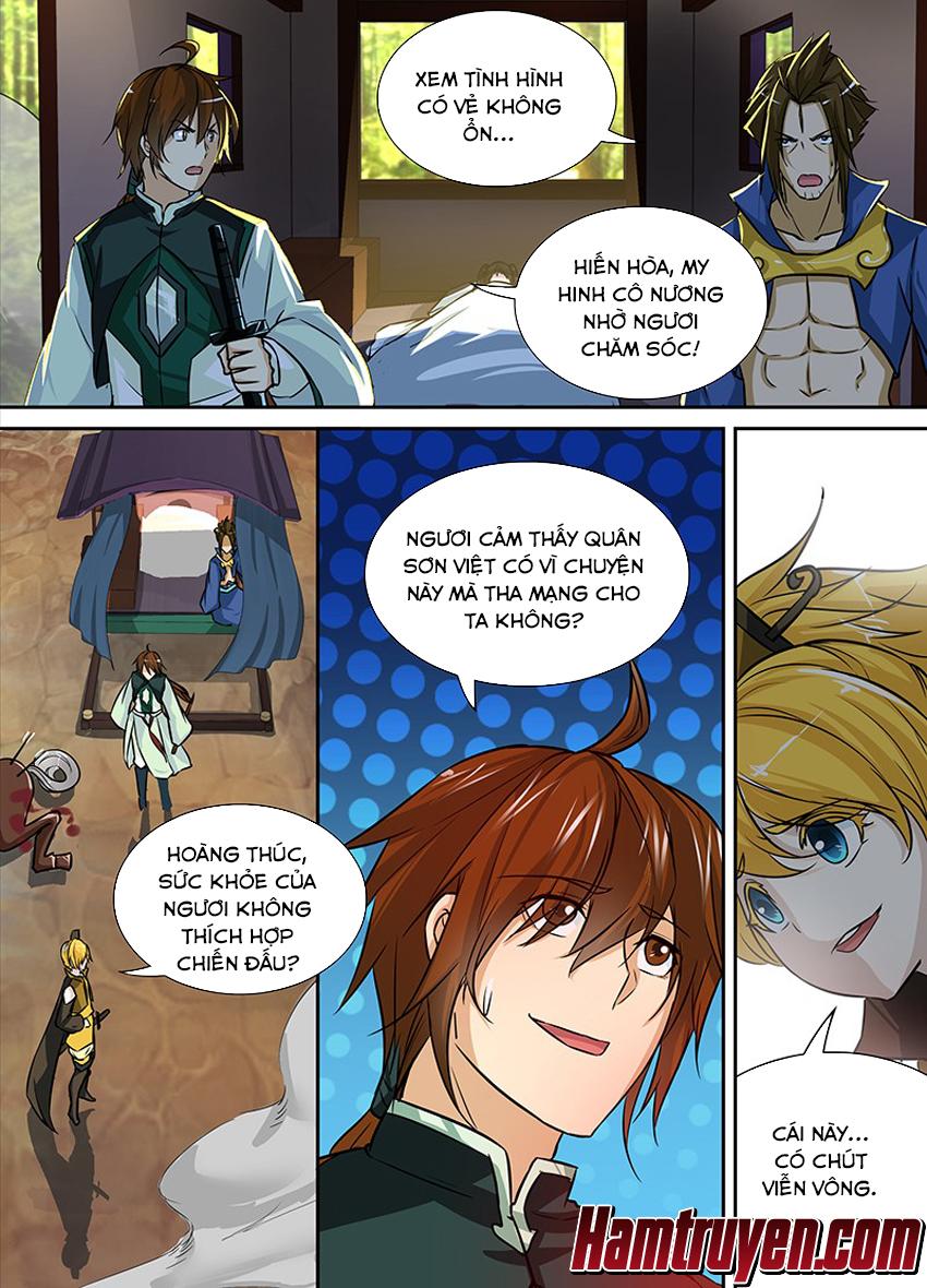 Thiên Cơ Tam Quốc chap 15 - Trang 5