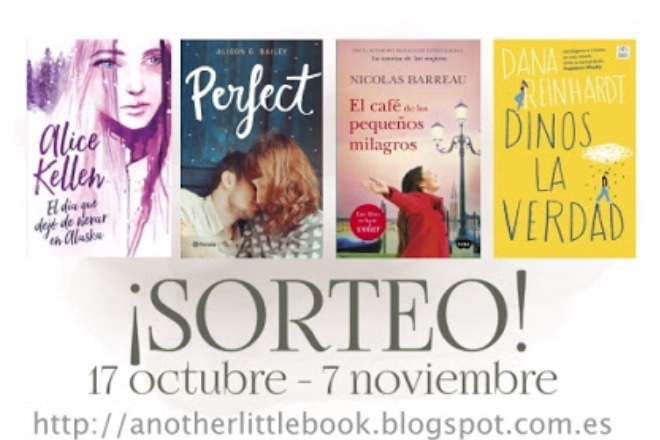Sorteo de Another little book