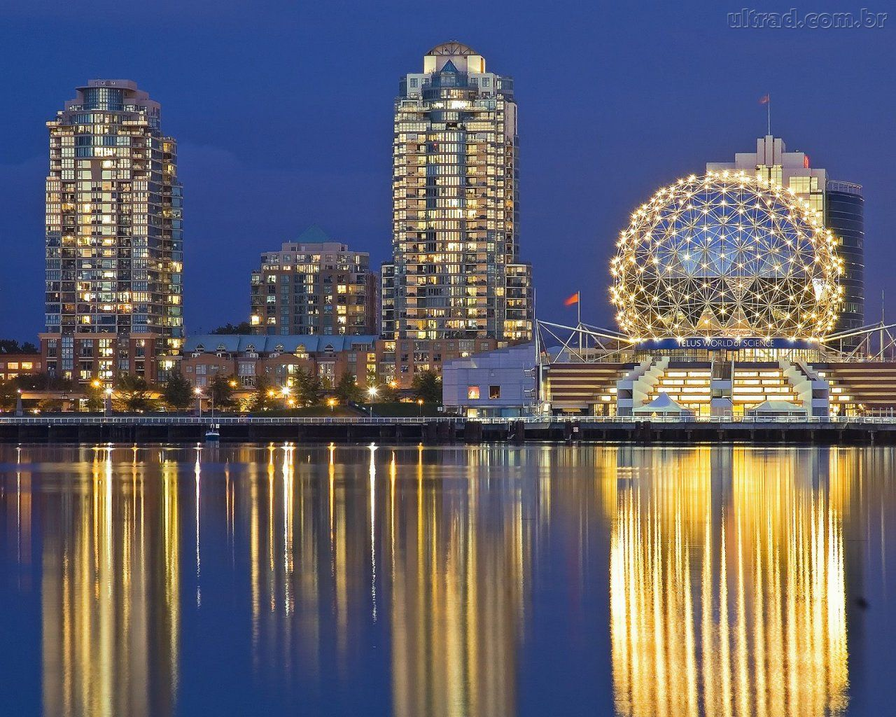 Downtown Vancouver British Columbia Canada