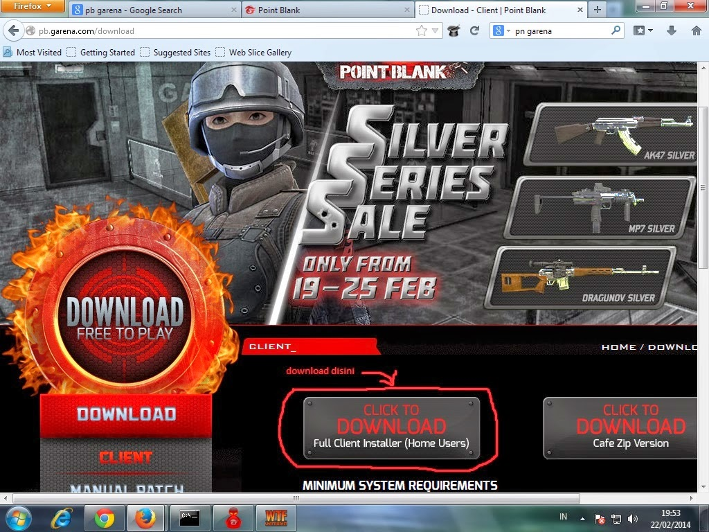 garena how to add games
