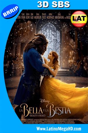 La Bella y La Bestia (2017) Latino Full 3D SBS 1080P ()