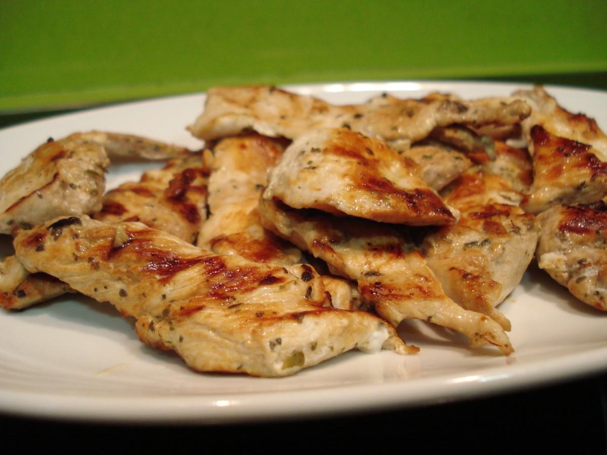 Pechugas de pollo a la plancha como cocinar pollo tattoo for Resetas para cocinar