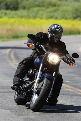 moto Harley-Davidson Fat Boy Special
