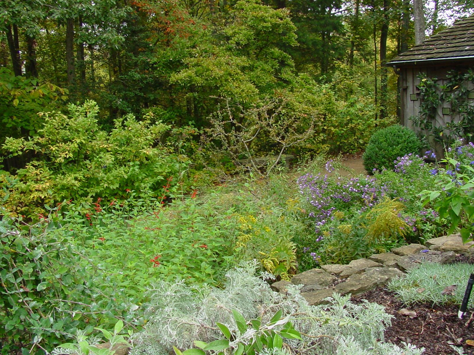 Miss Betsy 39 S Tee Tiny Tennessee Kitchen Herb Gardens At Cheekwood Botanical Gardens Nashville