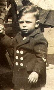 Me, circa 1943