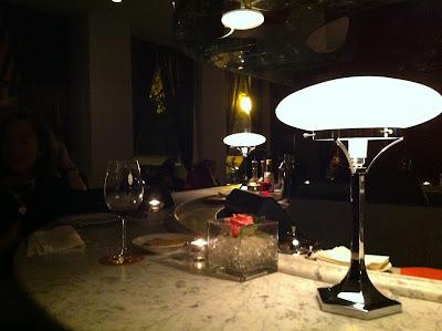 Barra restaurante Higinio's