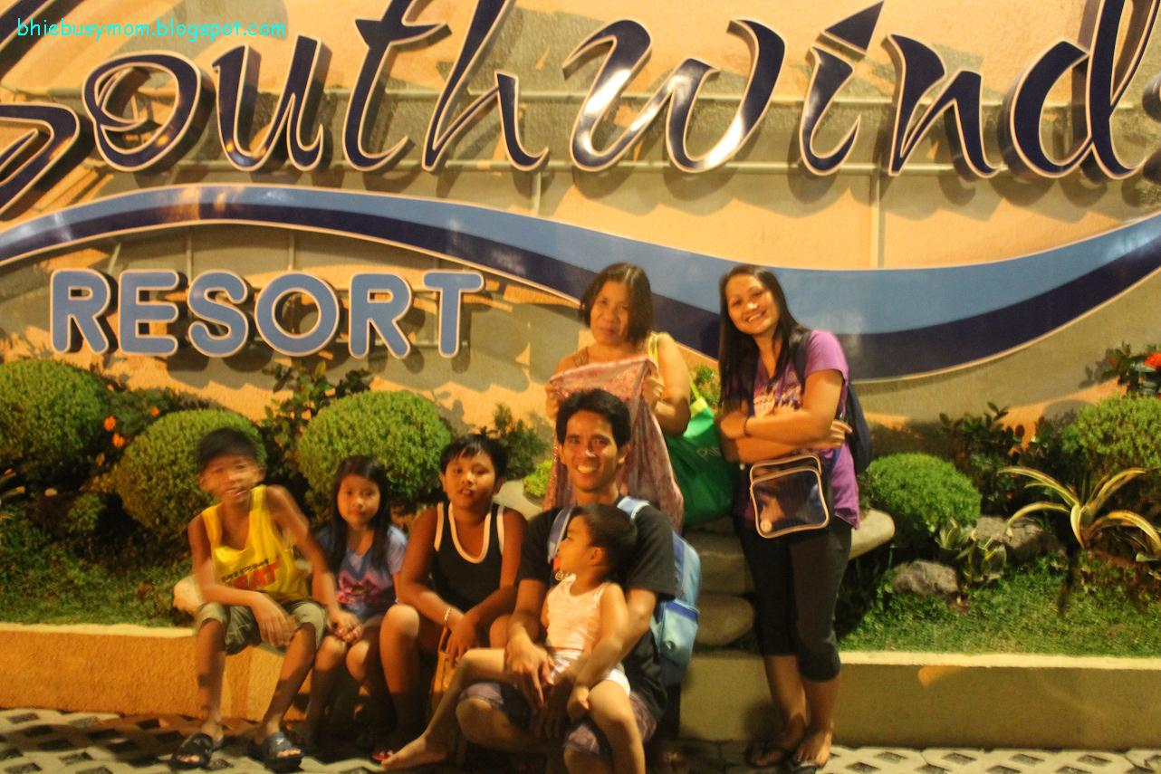 Resort is located at the front of Sun City Resort at Pansol Laguna