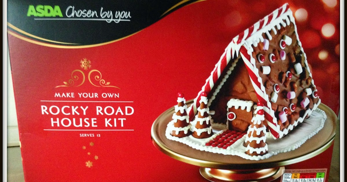 asda rocky road house kit review glitz and glamour