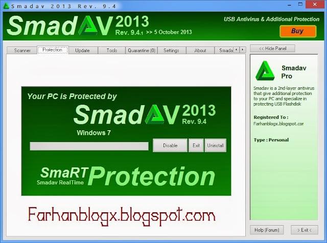 Smadav 2013 Rev. 9.4