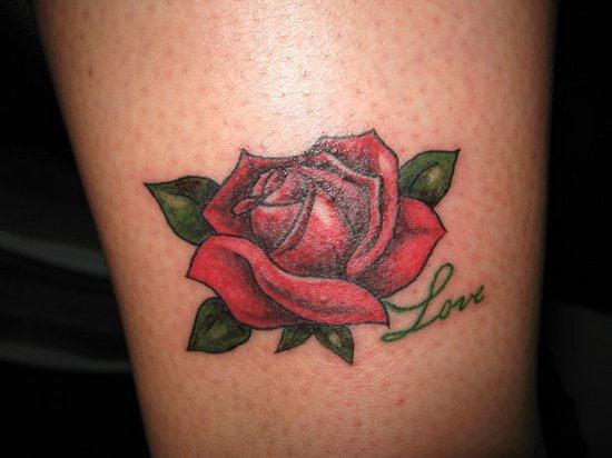 25 tattoo designs rose tattoos for Easy rose tattoos
