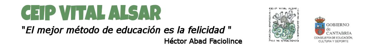 COLEGIO PÚBLICO VITAL ALSAR
