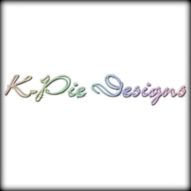 ❥ K- Pie Designs