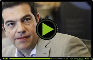 Tο Βρώμικο βίντεο του Peter Spiegel για τον Αλέξη!
