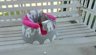 Elephant Bumbo Cover By Howie's Hobbies On Etsy