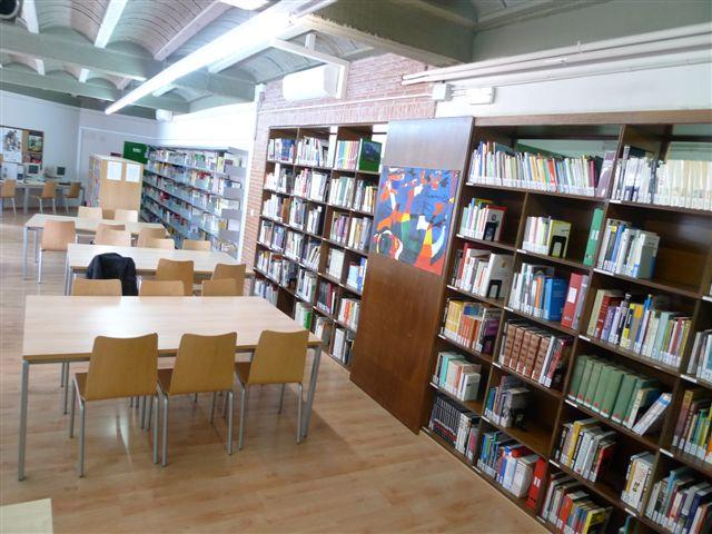 Biblioteca de l'institut