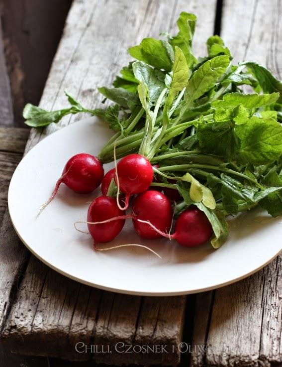 rzodkiewki salatka