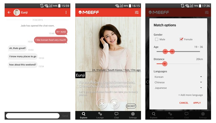 Best hookup apps android 2015