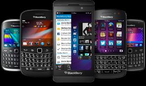 Blackberry q10 slot limited