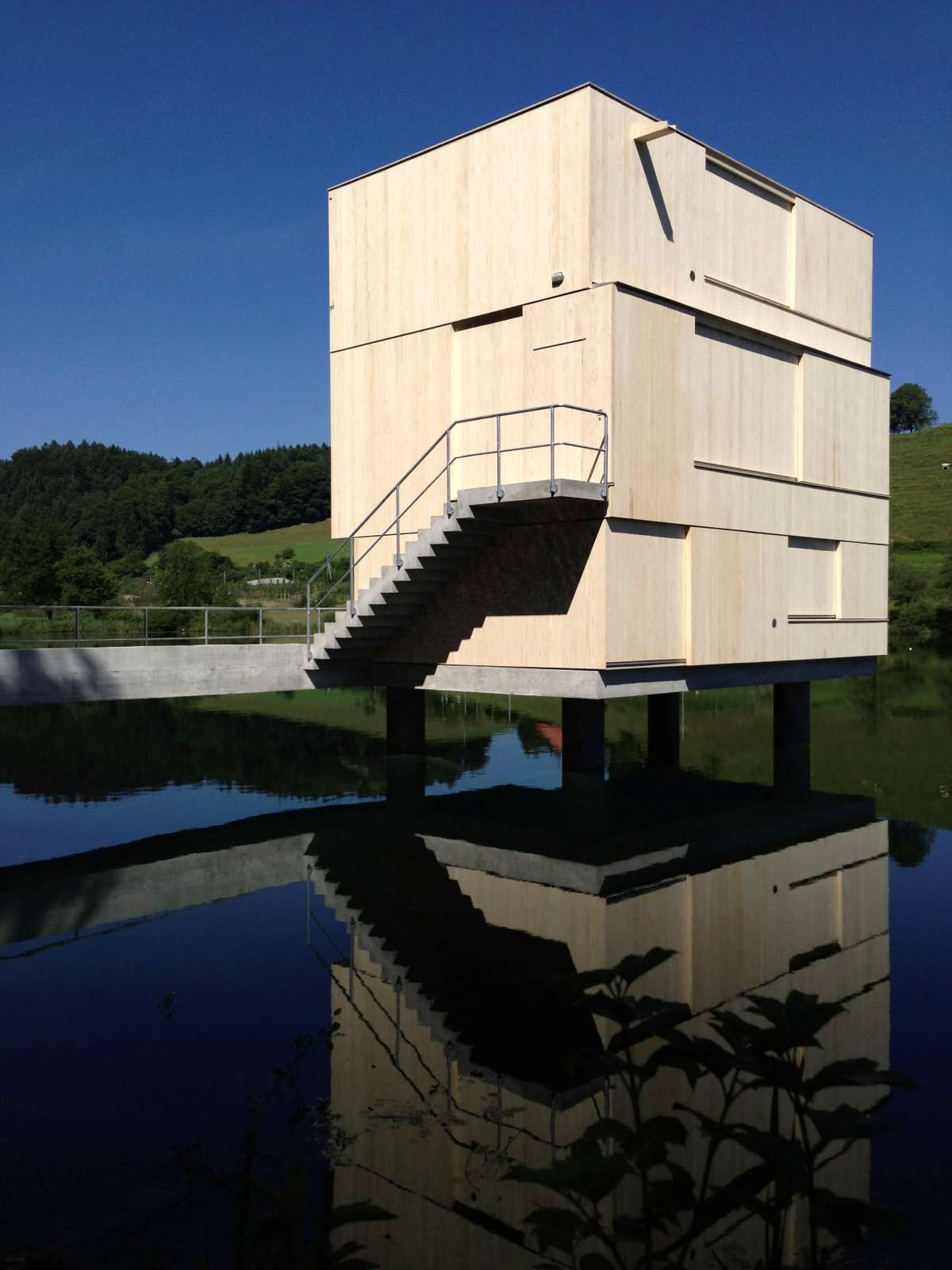 Architecture now and the future zielturm rotsee by for 03 architekten