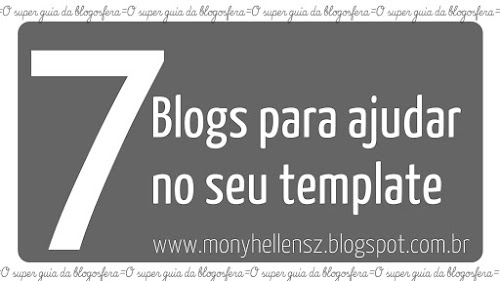 SGB 7# - Blogs para ajudar seu template