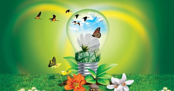 Eco mundo si este mundo quieres conservar la luz que no - Luz y ambiente ...
