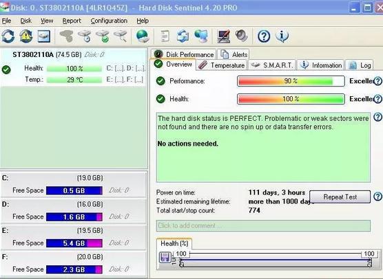 hard disk sentinel download for ubuntu