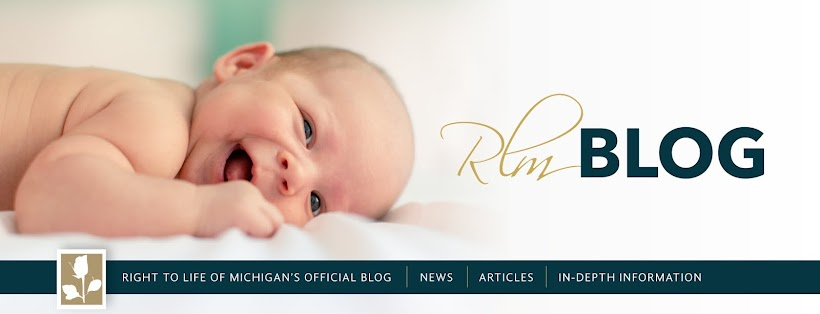 Right to Life of Michigan's Blog
