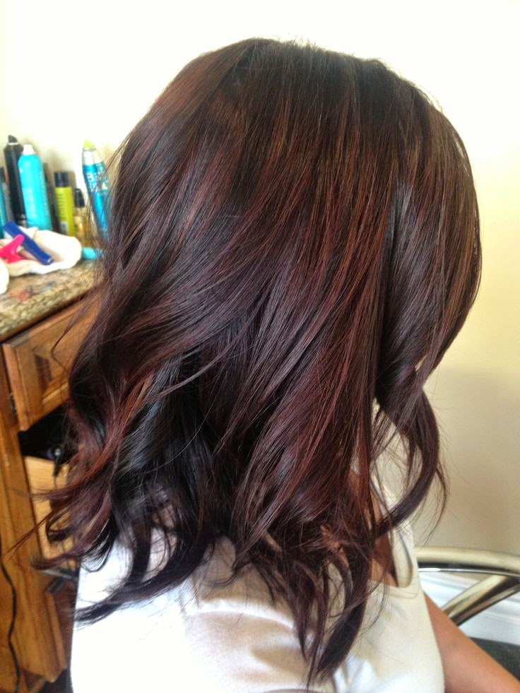 ... Change Your Look With Hair Highlights   Hairstyles,Hair colors,Fashion