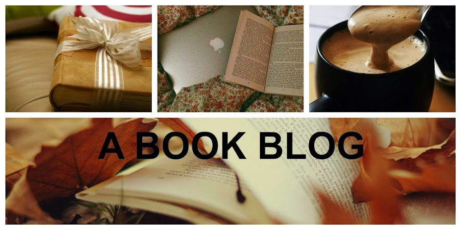 A BOOK BLOG