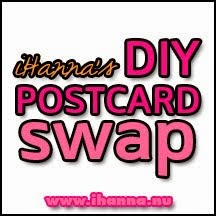iHanna's Postcard Swap!