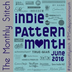 Celebrating Indie Pattern Month