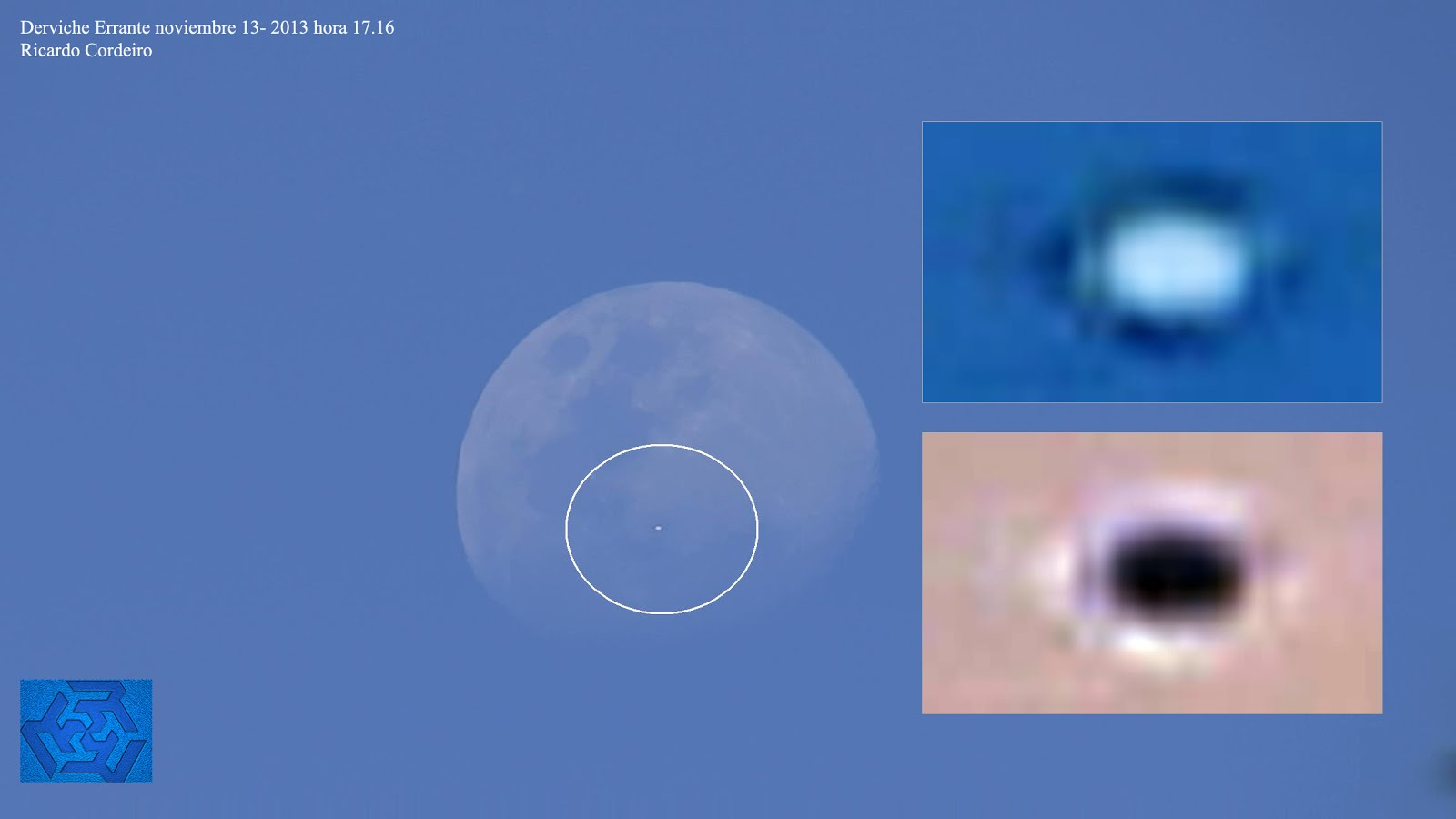 evento cruzando la luna