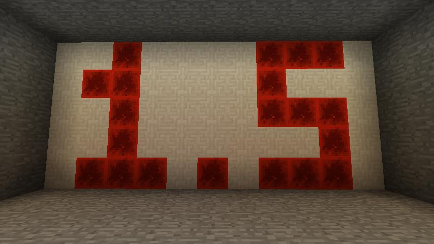 Обновление Minecraft 1.5