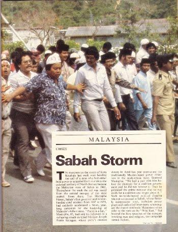 Sabah forex edgar